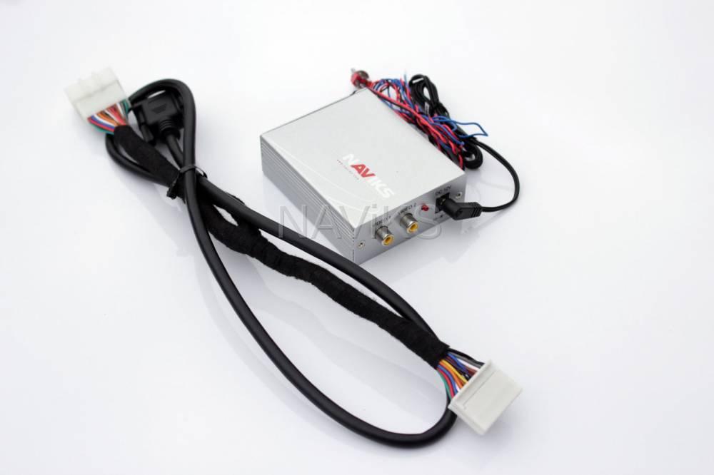 Infiniti M35 2017 >> 2006 - 2007 Infiniti M35 M45 Navigation Video Interface