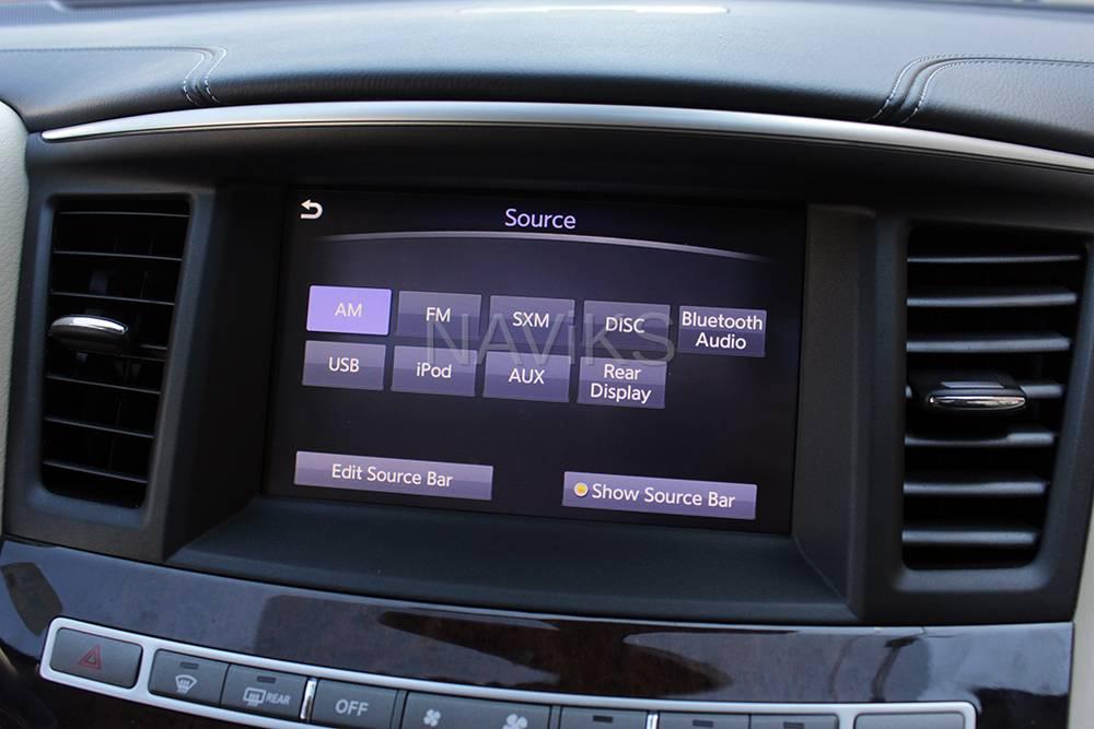 2017 2018 nissan pathfinder r52 motion lockout bypass rh naviks com 2002 Nissan Maxima Navigation System Nissan In -Dash Navigation System