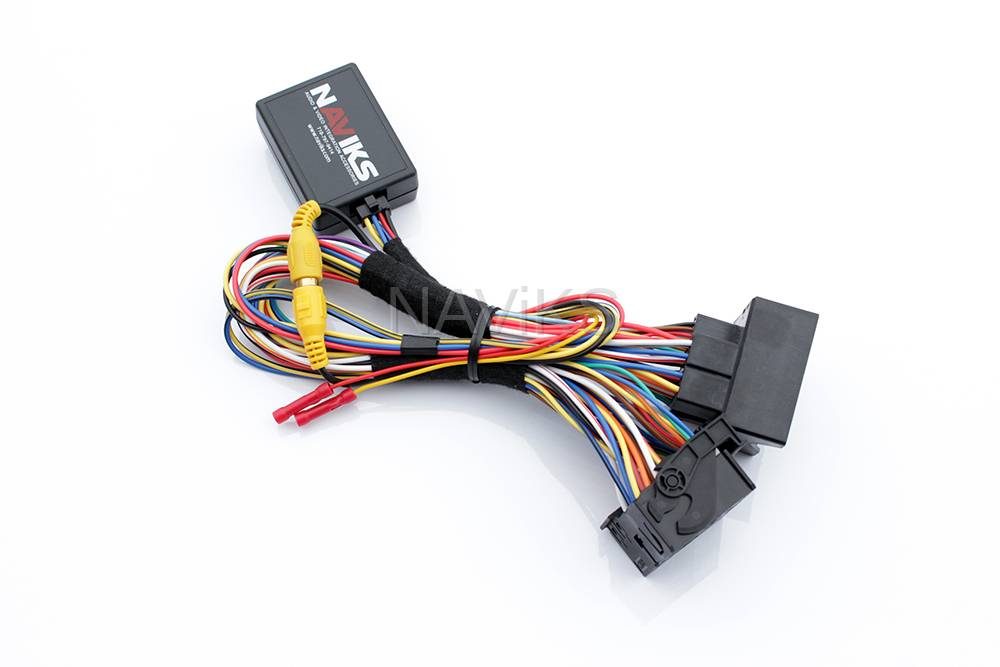 2011 - 2016 Porsche Cayenne (92A) PCM 3 1 Rear View Camera Interface