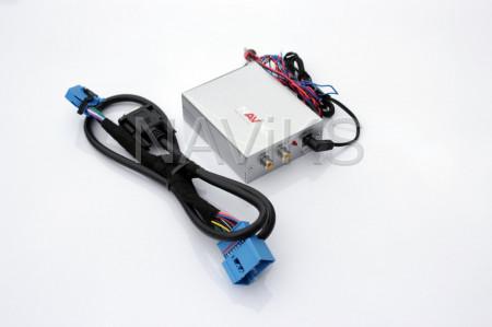 BMW - 1997 - 2003 BMW 5 Series (E39) Navigation Video Interface