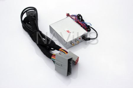 Lincoln - 2003 - 2005 Lincoln AviatorNavigation Video Interface