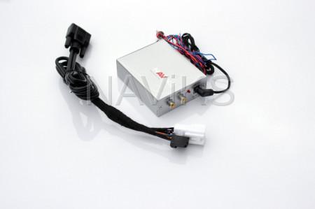 Toyota - 2001 - 2007 Toyota HighlanderNavigation Video Interface