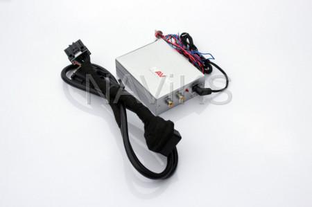 Honda - 2006 - 2008 Honda RidgelineNavigation Video Interface