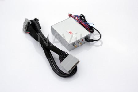 Honda - 2009 - 2014 Honda RidgelineNavigation Video Interface