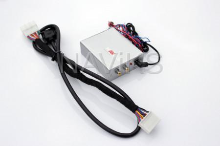 Nissan - 2008 - 2012 Nissan Pathfinder (R51)Navigation Video Interface