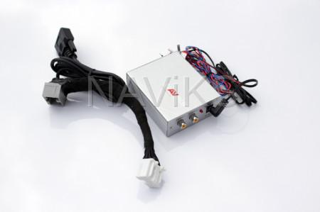Nissan - 2005 Nissan 350z (Z33)Navigation Video Interface