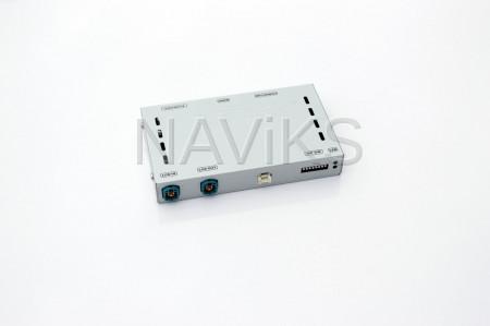 BMW - 2009 BMW 5 Series (E60) (E61) Video Integration Interface