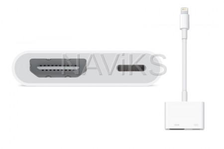 Accessories - Lightning Digital AV Adapter (MD826) - NOT SOLD BY US