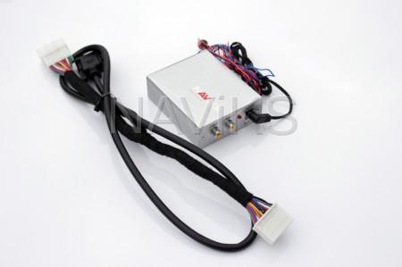 Infiniti - 2013 Infiniti JX35 Navigation Video Interface