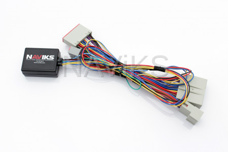 Lincoln - 2009 - 2012 Lincoln MKS (SYNC) Video In Motion Bypass + Video Integration Interface