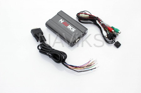 BMW - 2002 - 2008 BMW 7 Series (E65) (E66) (E67) (E68) Navigation Video Interface - NOT Plug & Play