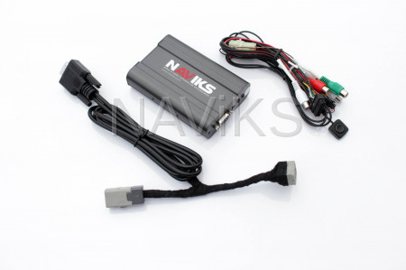 Volvo - 2007 - 2012 Volvo V50 HDMI Video Interface