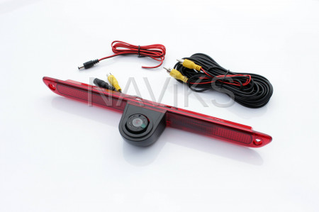 Accessories - Mercedes-Benz Sprinter (906) Break Light Rear Camera