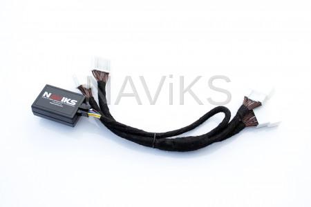 Toyota - 2019 - 2020 Toyota RAV4 (Entune 3.0) Motion Lockout Bypass(NAV, USB, Playlist in Motion)