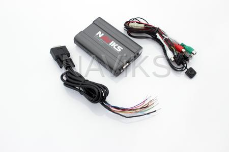 Lincoln - 2007 - 2008 Lincoln MKX HDMI Video Interface(Must Send Screen)
