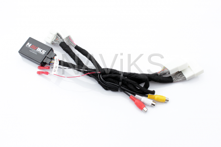 Toyota - 2020 - 2021 Toyota Tacoma (Entune 3.0) Motion Lockout Bypass + Video Interface