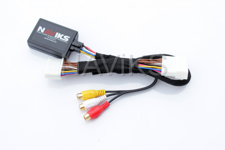 Toyota - 2014 - 2019 Toyota Tundra(EnTune 2)Motion Lockout Bypass+ Wired Mirror Interface