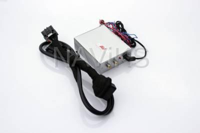 Honda - 2005 - 2007 Honda OdysseyNavigation Video Interface