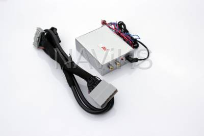 Honda - 2008 - 2012 Honda AccordNavigation Video Interface