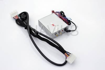 Nissan - 2009 - 2010 Nissan GT-R (R35)Navigation Video Interface