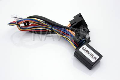 Rearview Camera Interface  - Mercedes-Benz - 2008 - 2011 Mercedes-Benz C-Class (W204) Video In Motion Bypass + Rearview Camera