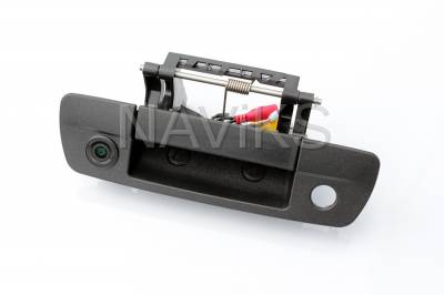 Rearview Cameras - Dodge - Dodge Ram 1500 / 2500 / 3500 Handle Camera Replacement