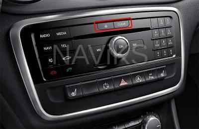 Video In Motion - Mercedes-Benz - 2016 - 2017 Mercedes-Benz GLE-Class (W166) OBD Apple CarPlay Programmer