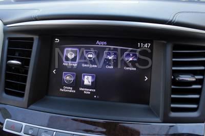 Nissan - 2017 - 2020 Nissan Pathfinder (R52)Motion Lockout BypassNAV, DVD in Motion, AV Input In Motion - Image 2