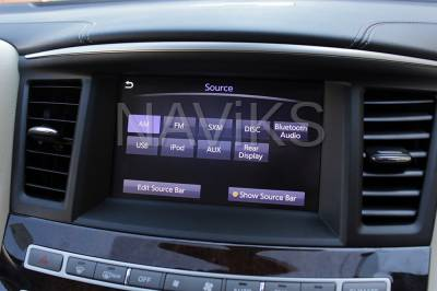 Nissan - 2017 - 2020 Nissan Pathfinder (R52)Motion Lockout BypassNAV, DVD in Motion, AV Input In Motion - Image 3