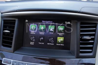 Nissan - 2018 - 2020 Nissan Armada (Y62) Motion Lockout BypassNAV, DVD in Motion, AV Input In Motion - Image 4