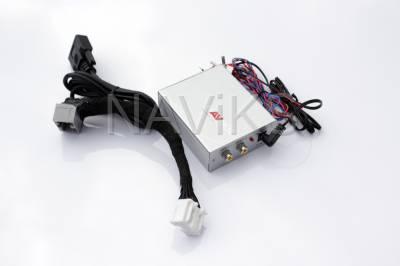 Nissan - 2006 - 2008 Nissan 350z (Z33)Navigation Video Interface - NOT Plug & Play