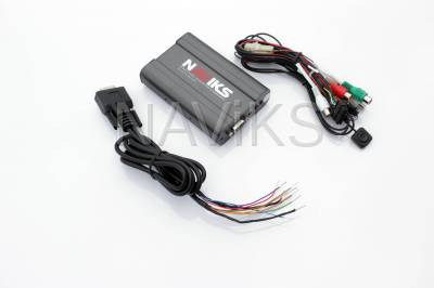 Rearview Camera Interface  - Jaguar - 2004 - 2009 Jaguar (X350) XJ8 HDMI Video Interface - NOT Plug & Play