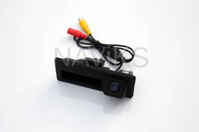 Audi - 2012 - 2018 Audi Q3 (8U) (3G MMi)Rear & Front Camera Interfacewith Dynamic Parking Guide Lines (DPGL) + Handle Camera - Image 3