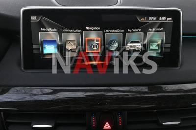 BMW - 2017 - 2019 BMW X5 / X5 M (F15) (F85)NBT EVO (iD4 / iD5 / iD6)HDMI Video Interface - Image 2