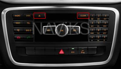 Mercedes-Benz - 2014 - 2015 Mercedes-Benz GLA-Class (X156)Video In MotionBypass - Image 2
