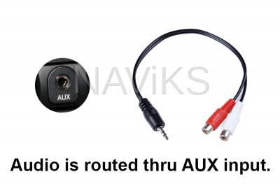 Lexus - 2007 - 2009 Lexus ES (XV40) Video Interface - Image 3