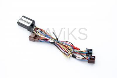 Video In Motion - GMC - 2007 - 2011 GMC Sierra 2500HD / 3500HD Video In Motion Bypass