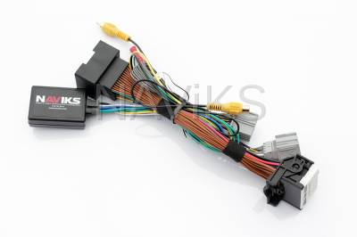 GMC - 2012 - 2013 GMC Sierra 2500HD / 3500HD Video In Motion Bypass