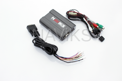 Lincoln - 2007 - 2008 Lincoln MKX HDMI Video Interface (Must Send Screen)