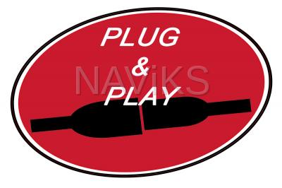 Toyota - 2018- 2020Toyota Sienna(Entune 3.0)Motion Lockout Bypass NAV, USB, Playlist in Motion - Image 2