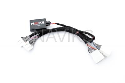 2021 - 2022 Toyota Venza(EnTune 3)Motion Lockout Bypass NAV, USB, Playlist in Motion